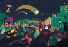 Scrappers, su Apple Arcade l'indifferenziata diventa un gioco da combattimento