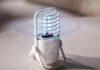 Lampada sterilizzatrice UV per stanze e tessuti in sconto a 18,40 euro