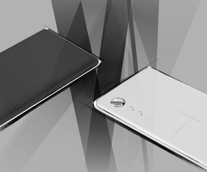 I prossimi smartphone LG saranno ispirati alla natura si mostrano in immagini