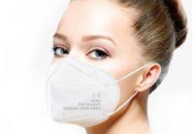 Mascherine FFP2, chirurgiche e visiera di protezione in offerta su eBay