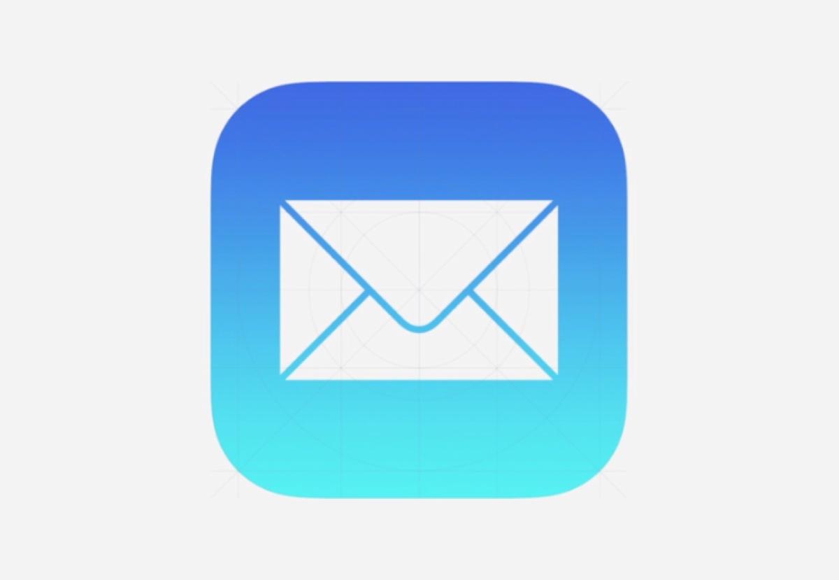 falle mail ios