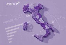 Traffico e spostamenti in Italia una mappa virtuale provincia per provincia