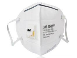 Mascherine FFP2, KN95 anche con valvola e lampada per sterilizzare in offerta online
