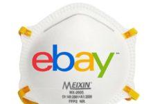 Ebay ritira tutti gli annunci di mascherine. Cosa deve fare chi le ha acquistate?