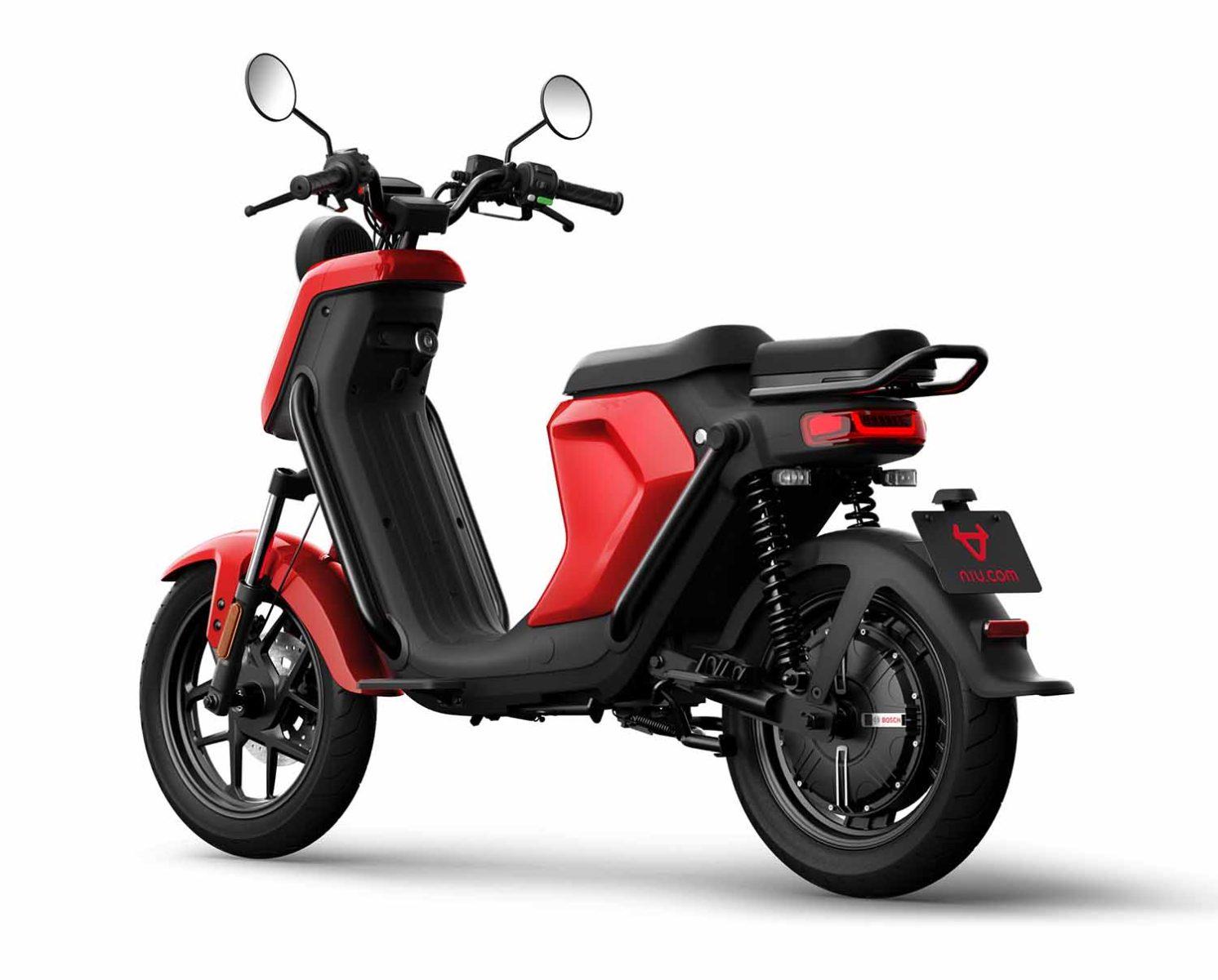 Anche in Italia gli scooter elettrici NQi GTS e UQi GT