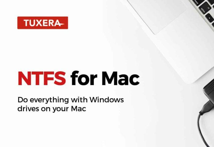 Tuxera NTFS for Mac, aggiornata per macOS Catalina l'utility per scrivere sui dischi NTFS