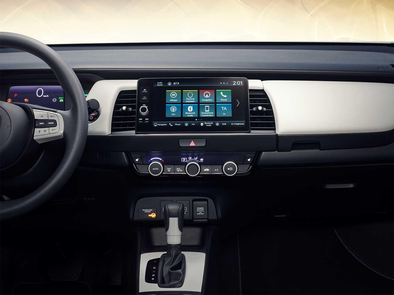 Honda annuncia i prezzi della nuova Jazz Hybrid