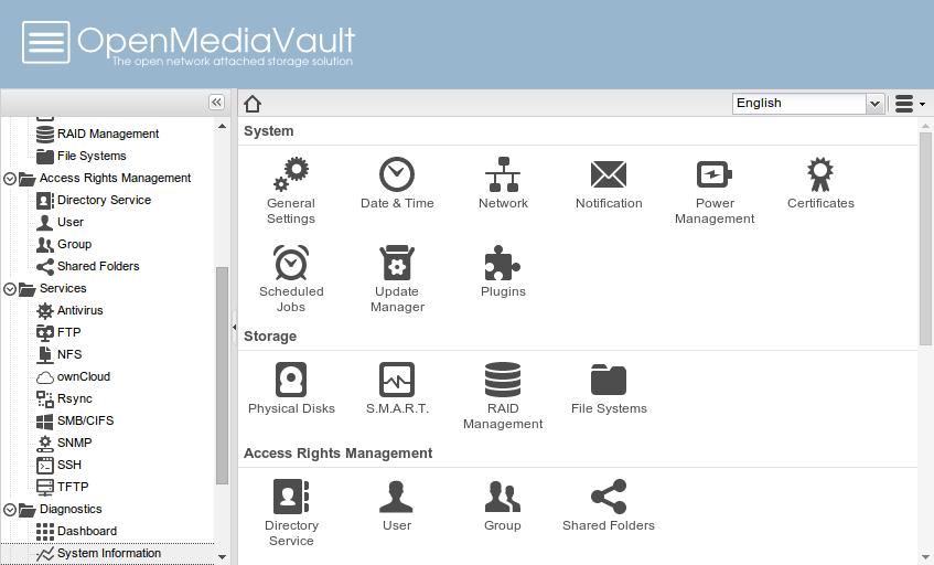 Openmediavault 5, il software per creare NAS ora può diventare anche server per Time Machine