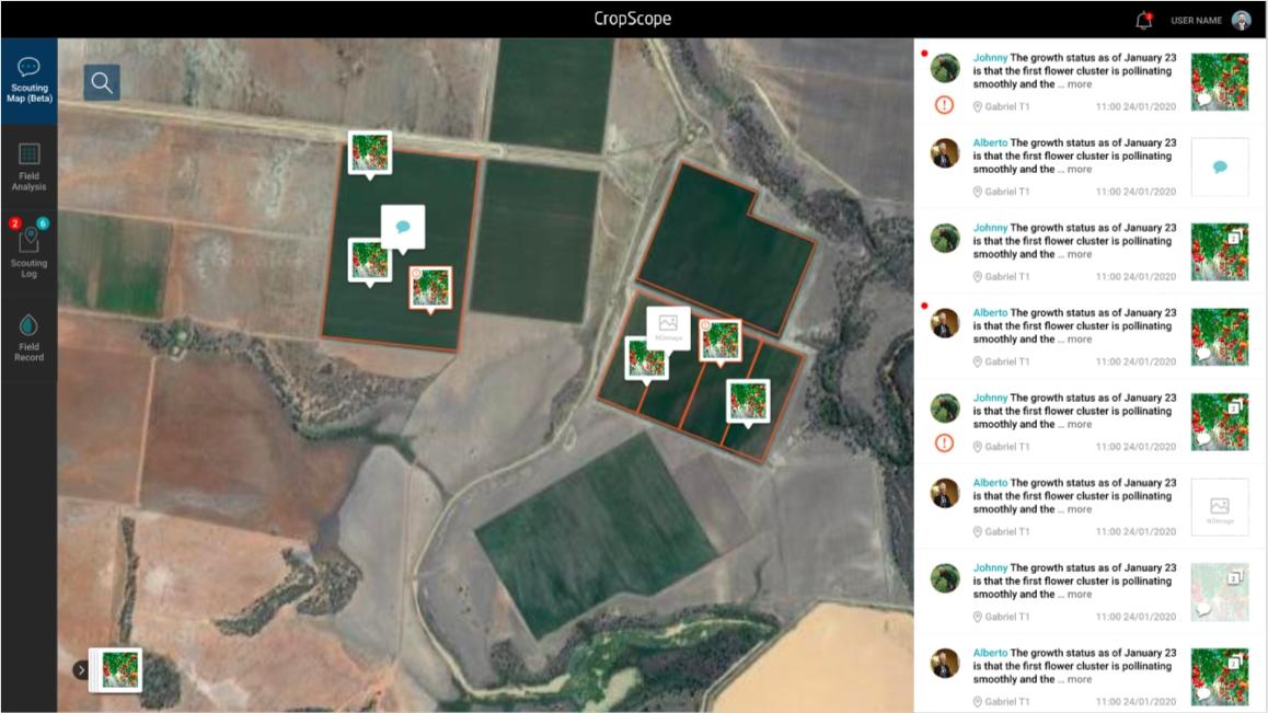 L'intelligenza artificiale per migliorare la resa delle colture dei pomodori