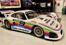 In vendita una replica della Porsche 935 del 1979 sponsoizzata Apple che corse a Le Mans