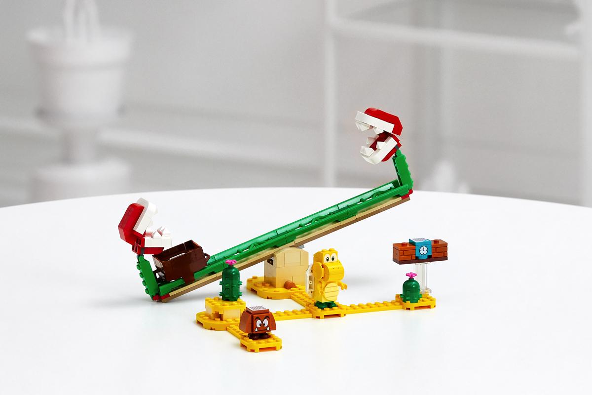 LEGO Super Mario in preordine, annunciati due pack di espansione