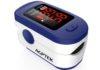 Pulsossimetro per tenere d'occhio saturazione e attività respiratoria in sconto a 24 euro