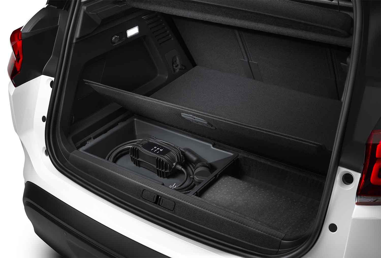 Ricarica semplice e veloce nel nuovo SUV Citroën C5 Aircross