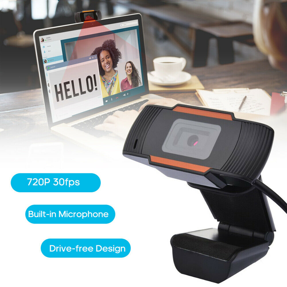 Attrazzati per lo smart working, web cam a partire da 8,28 euro su eBay