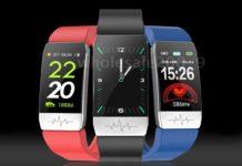 T1, in offerta a 18,49 euro la smartband che misura la temperatura corporea