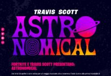 """Il concerto """"Fortnite"""" di Travis Scott ha attirato 12,3 milioni di spettatori"""