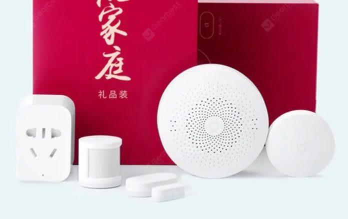 Kit per la Smart Home con cinque periferiche incluse in offerta lampo a 55 euro