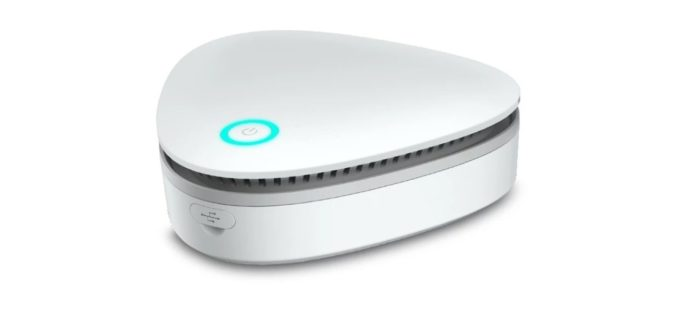 Sterilizzatore USB ad ozono per frigoriferi ed armadi in offerta con spedizione gratis