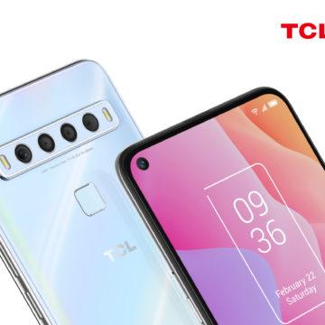 Serie TCL 10, tre nuovi Android con specifiche top, anche 5G a meno di 500 euro