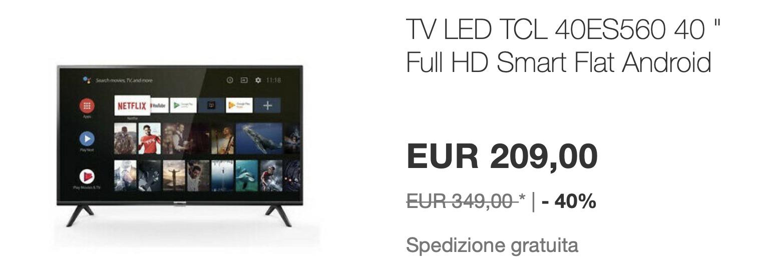 Sconti eBay del weekend su iPhone, iPad, audio e TV