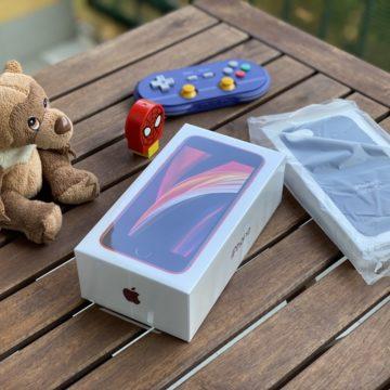 unboxing iphone se 2020 1