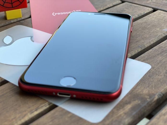 unboxing iphone se 2020 12