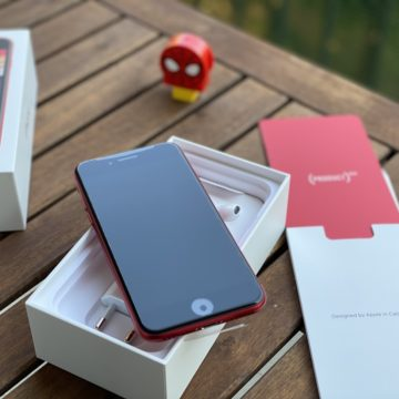 unboxing iphone se 2020 6
