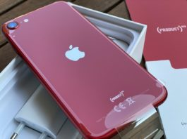 unboxing iphone se 2020 7