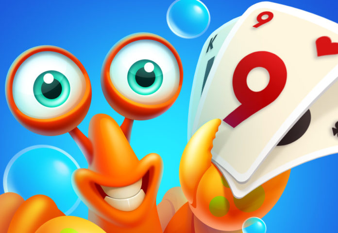 Undersea Solitaire Tripeaks è un casual adventure per iOS e Android
