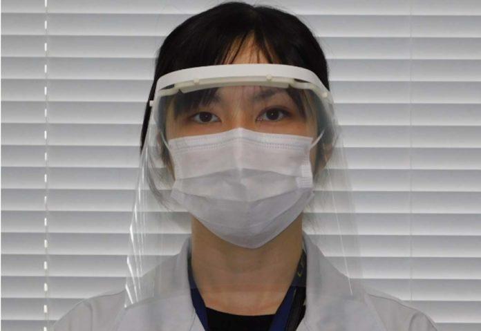 COVID-19, Nissan sta producendo visiere protettive