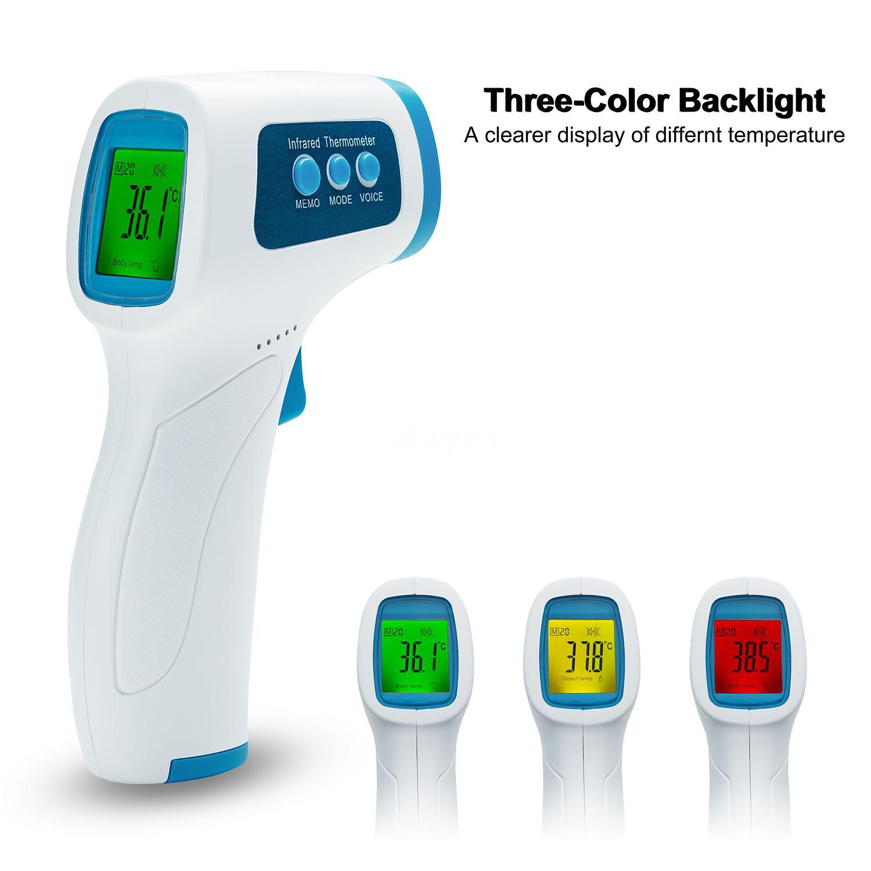 Il termometro elettronico L0H0 contactless in offerta su eBay a 42,99 euro