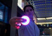 Il nuovo Flynova, il fidget spinner che vola in offerta a 19,99 euro