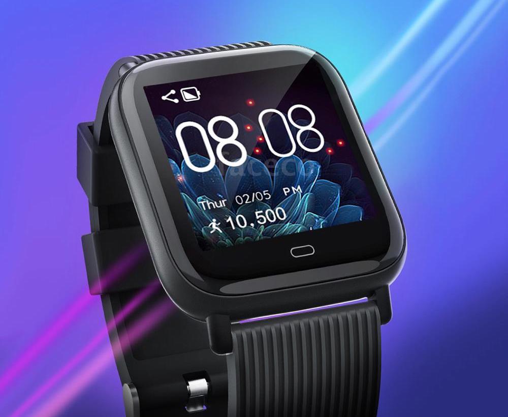 Lo smartwatch Z5C3