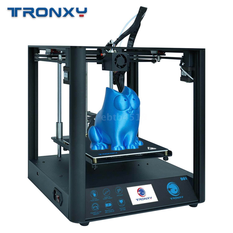 TronxyD01, stampante 3D ad alta precisione in offerta su eBay a 326 euro