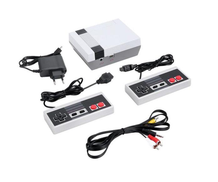 Kit 620 è il sosia del NES mini con ben 620 giochi inclusi a 21,29 euro