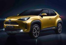 Toyota ha presentato il nuovo SUV compatto Yaris Cross