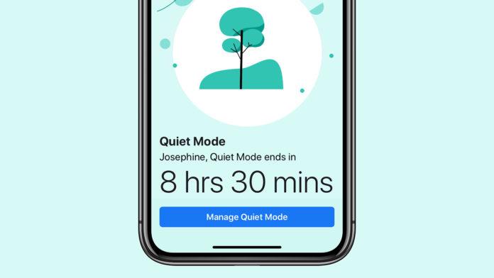 Facebook lancia la modalità silenziosa per trascorrere meno tempo sul social