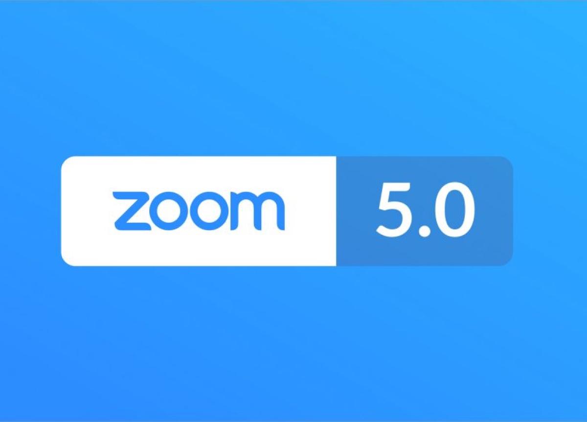 Zoom 5.0 la riscossa, migliora sicurezza, privacy e crittografia