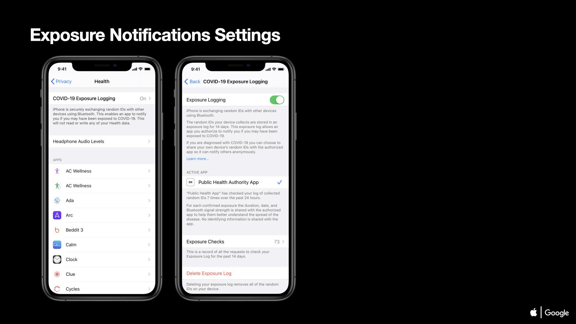 Da Apple e Google codice con esempi di come funzioneranno le app di tracking COVID-19