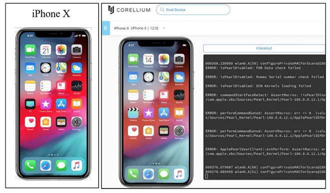 Apple si oppone all'intervento del governo americano nella causa contro Corellium
