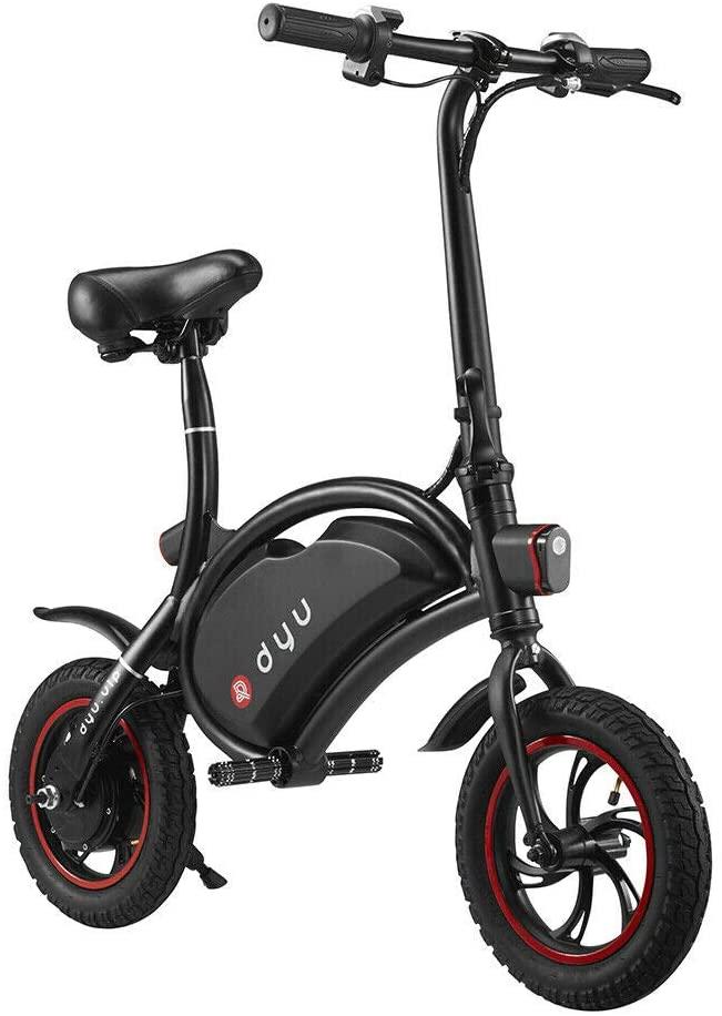 Dyu D3F, in super offerta la bici full elettrica: adesso solo 371 euro