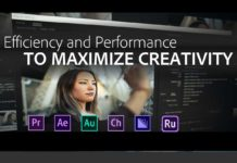 Adobe: aggiornamenti per Premiere Pro, After Effects, Audition, Character Animator