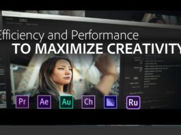 Adobe: aggiornamenti per Premiere Pro, After Effects, Audition, Character Animator