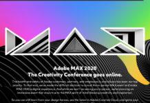 La Adobe MAX 2020 Conference sarà un evento online gratis per tutti