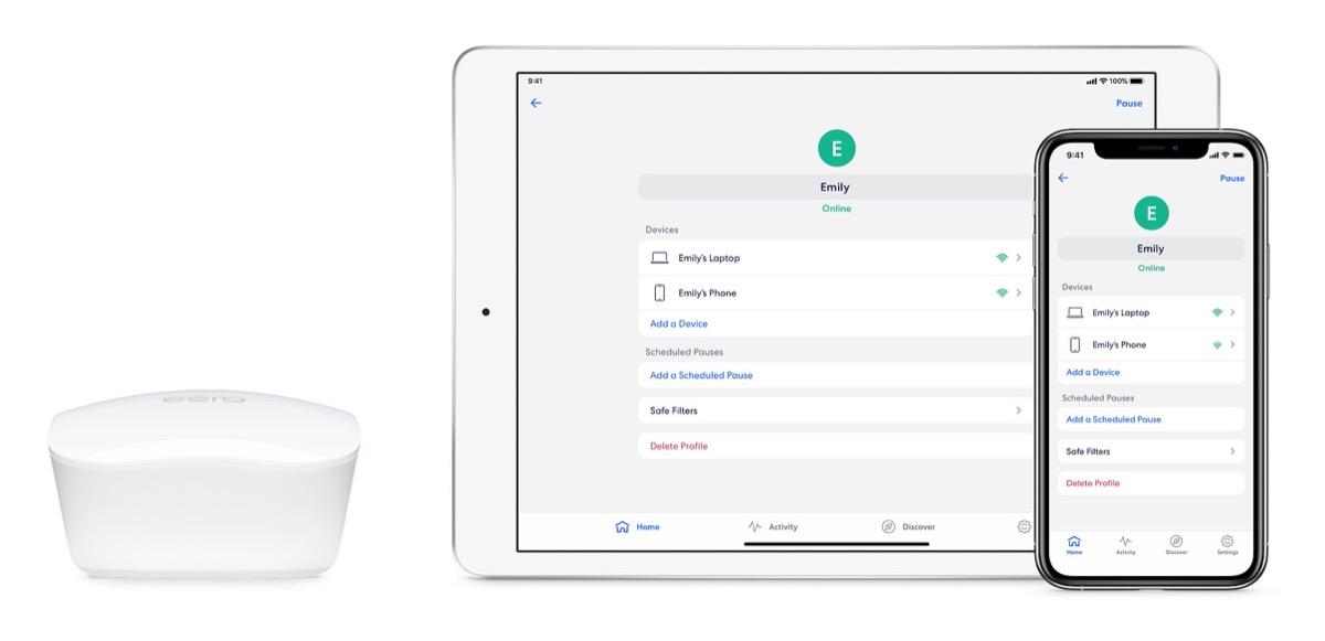 I router mesh Eero di Amazon sono in vendita su Apple Store USA