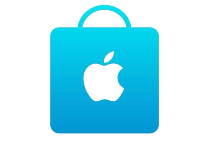 L'app Apple Store ora supporta la modalità Dark