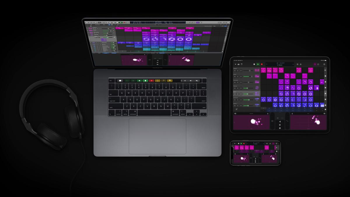 mac e ipad creazione musica
