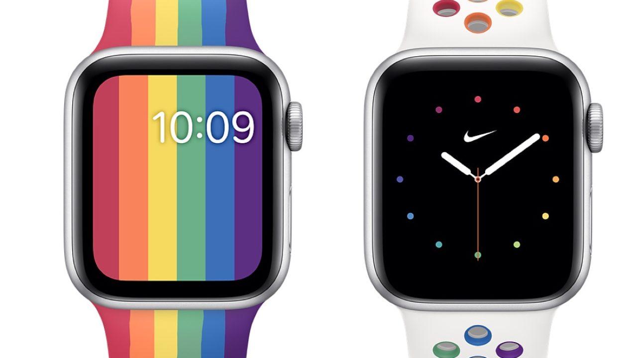apple watch cinturino nike