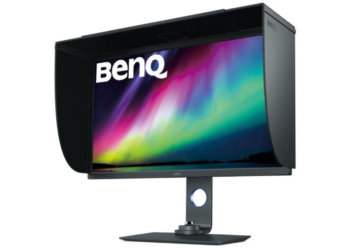 BenQ SW321C, il monitor nato per il photo editing è disponibile in Italia