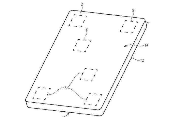 In un brevetto di Apple, il display stesso è l'antenna millimeter Wave per il 5G